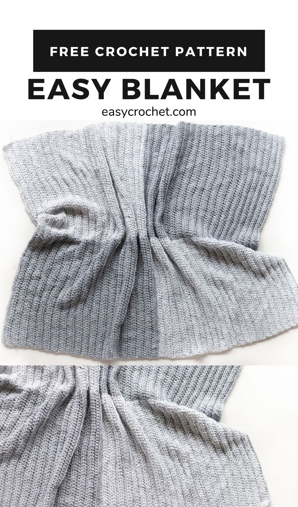 modern crochet blanket pattern